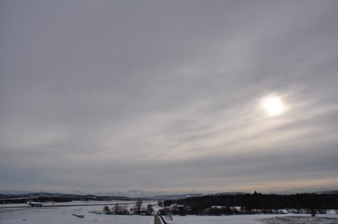 Enlargement: Altostratus